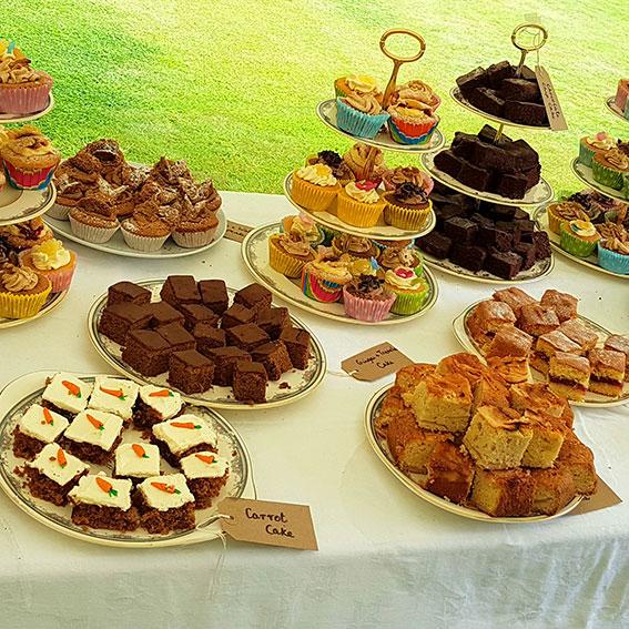 Bridge Cakes