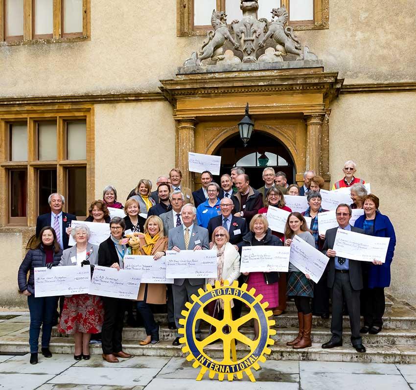 Rotary Club Fundraiser