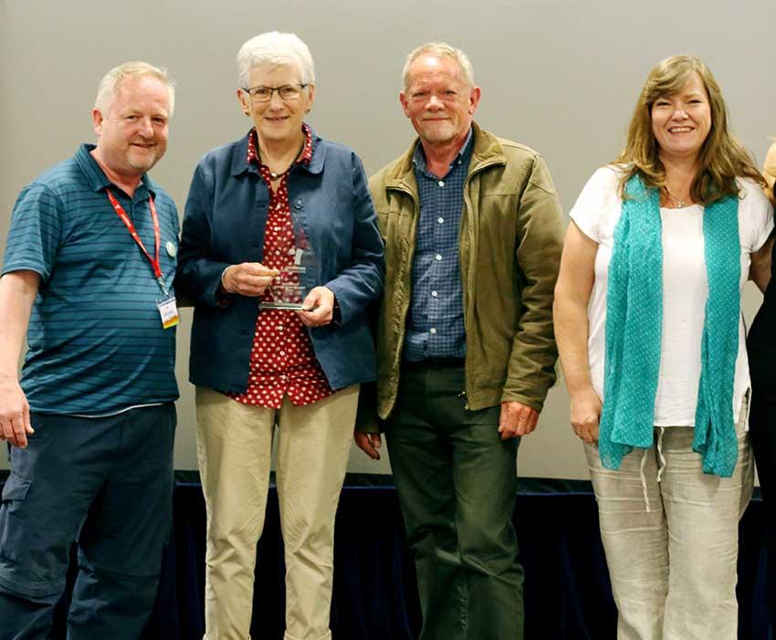Ramblers Award